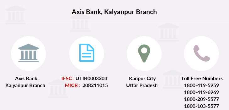 Axis-bank Kalyanpur branch