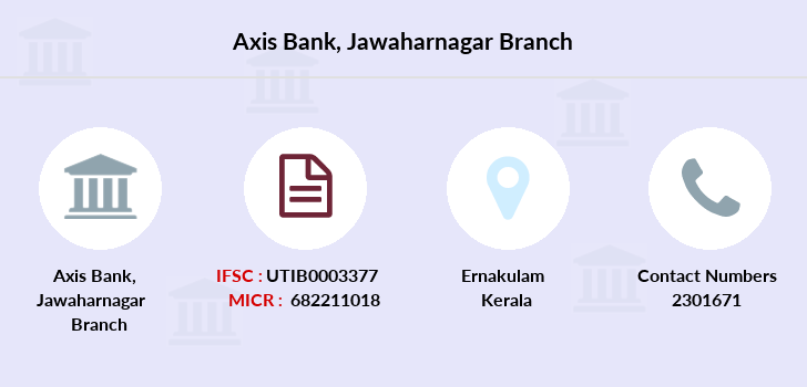 Axis-bank Jawaharnagar branch