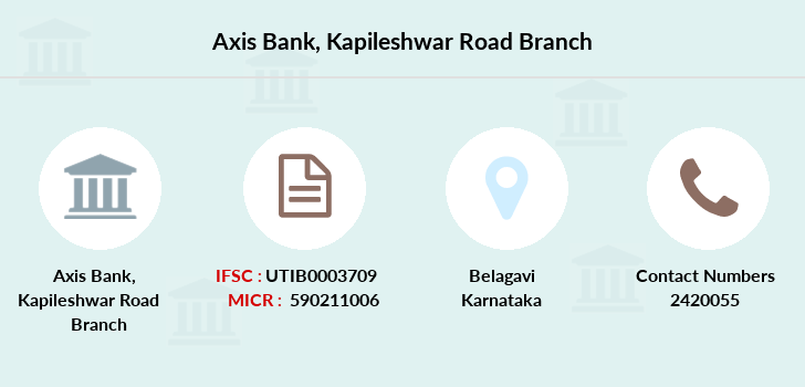 Axis-bank Kapileshwar-road branch