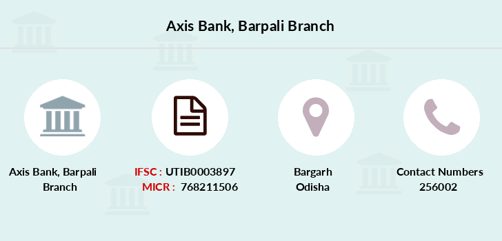 Axis-bank Barpali branch