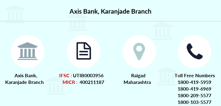 Axis-bank Karanjade branch