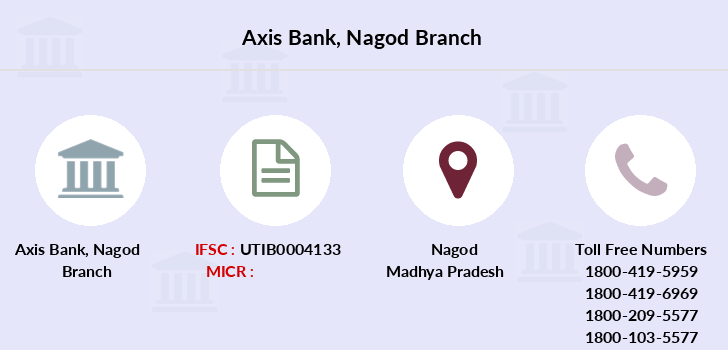 Axis-bank Nagod branch