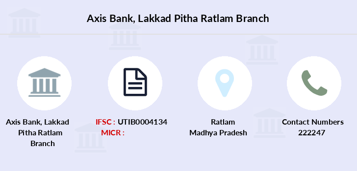 Axis-bank Lakkad-pitha-ratlam branch