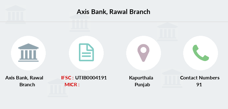 Axis-bank Rawal branch