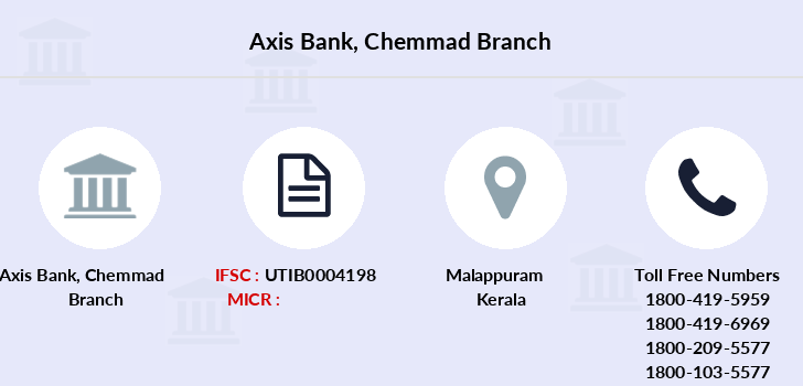 Axis-bank Chemmad branch