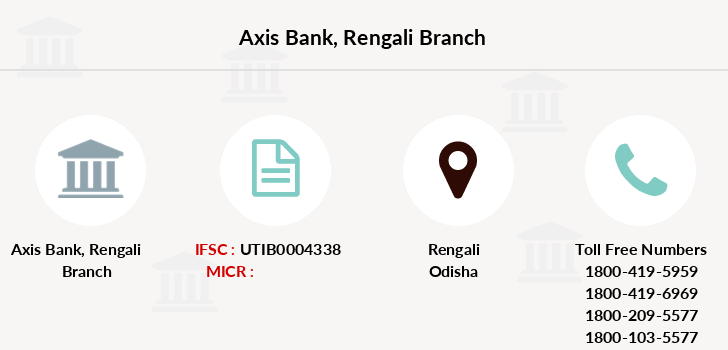 Axis-bank Rengali branch