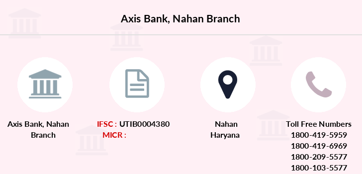 Axis-bank Nahan branch