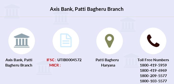 Axis-bank Patti-bagheru branch