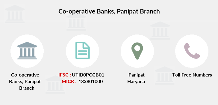 Co-operative-banks Panipat branch