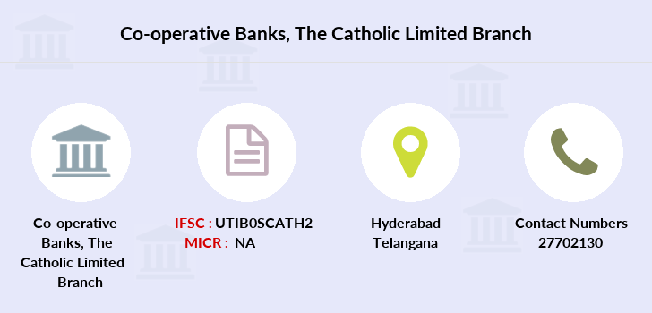 Co-operative-banks The-catholic-limited branch