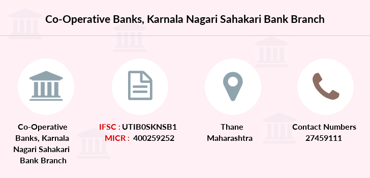 Co-operative-banks Karnala-nagari-sahakari-bank branch