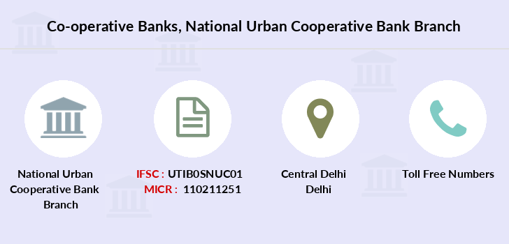 Co-operative-banks National-urban-cooperative-bank branch