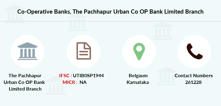 Co-operative-banks The-pachhapur-urban-co-op-bank-limited branch