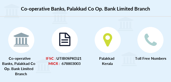 Co-operative-banks Palakkad-co-op-bank-limited branch