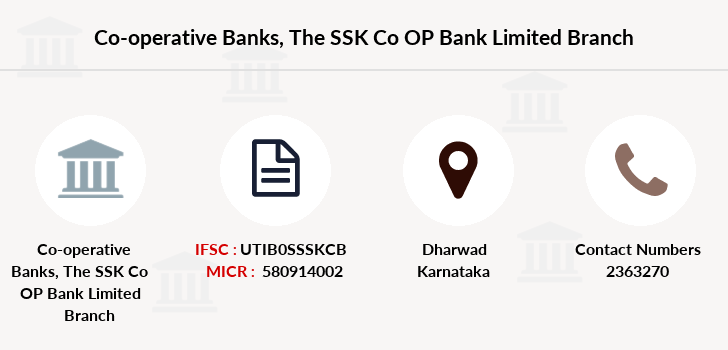 Co-operative-banks The-ssk-co-op-bank-limited branch