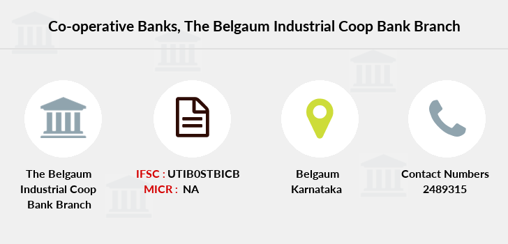 Co-operative-banks The-belgaum-industrial-coop-bank branch