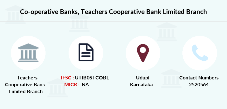 Co-operative-banks Teachers-cooperative-bank-limited branch