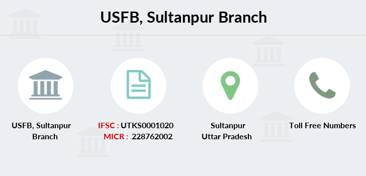 Utkarsh-small-finance-bank Sultanpur branch