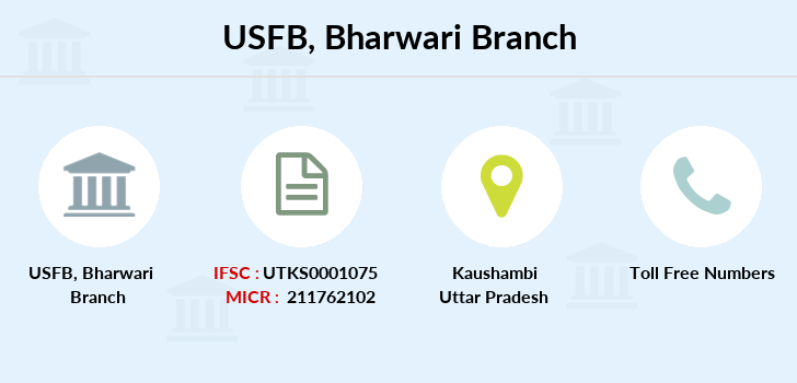 Utkarsh-small-finance-bank Bharwari branch