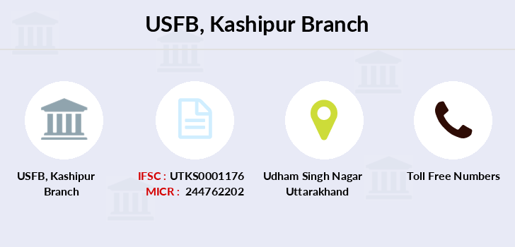 Utkarsh-small-finance-bank Kashipur branch