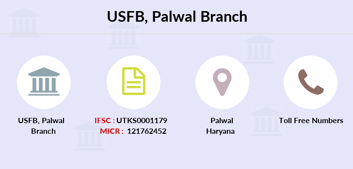 Utkarsh-small-finance-bank Palwal branch