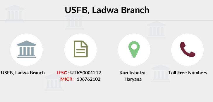 Utkarsh-small-finance-bank Ladwa branch