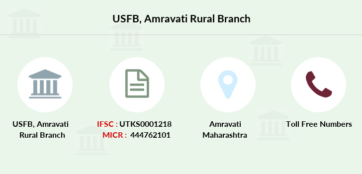 Utkarsh-small-finance-bank Amravati-rural branch
