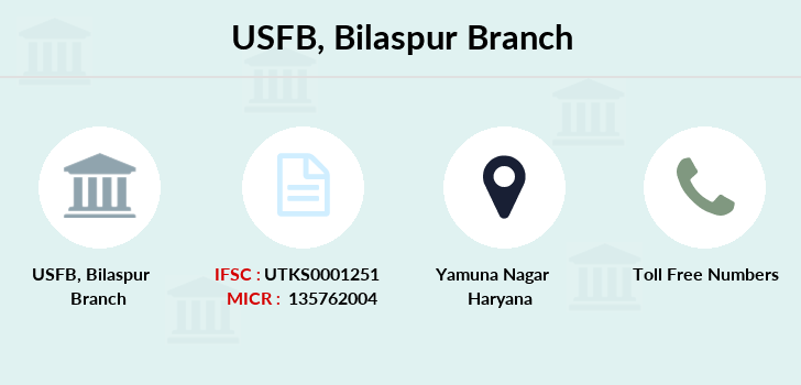 Utkarsh-small-finance-bank Bilaspur branch