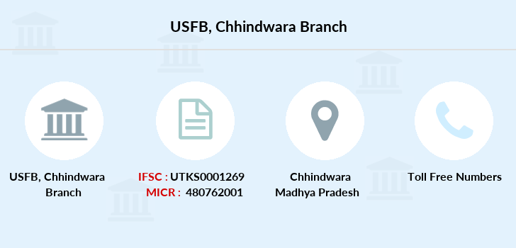 Utkarsh-small-finance-bank Chhindwara branch