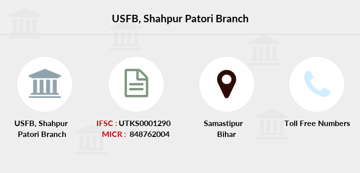 Utkarsh-small-finance-bank Shahpur-patori branch
