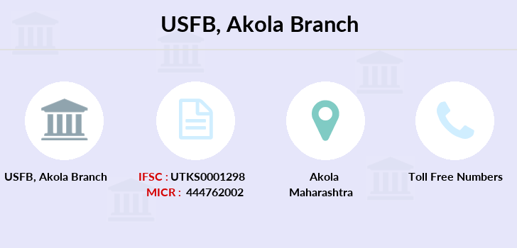 Utkarsh-small-finance-bank Akola branch
