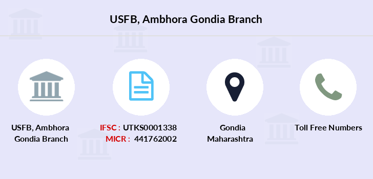 Utkarsh-small-finance-bank Ambhora-gondia branch