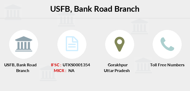 Utkarsh-small-finance-bank Bank-road branch