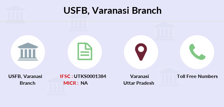 Utkarsh-small-finance-bank Varanasi branch