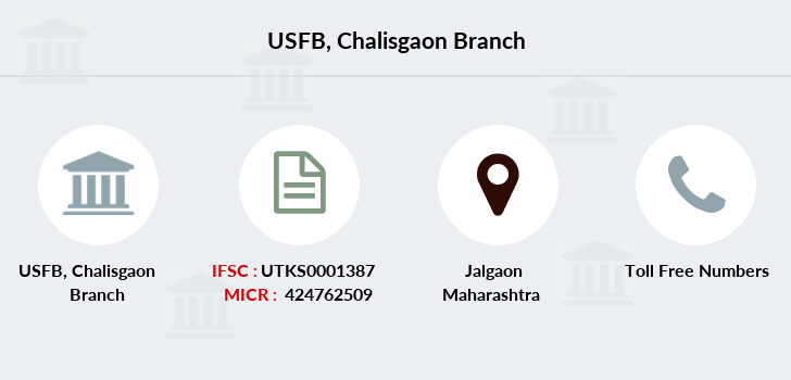 Utkarsh-small-finance-bank Chalisgaon branch
