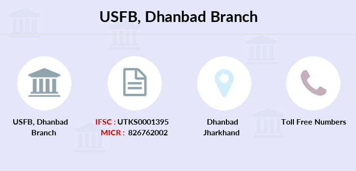 Utkarsh-small-finance-bank Dhanbad branch