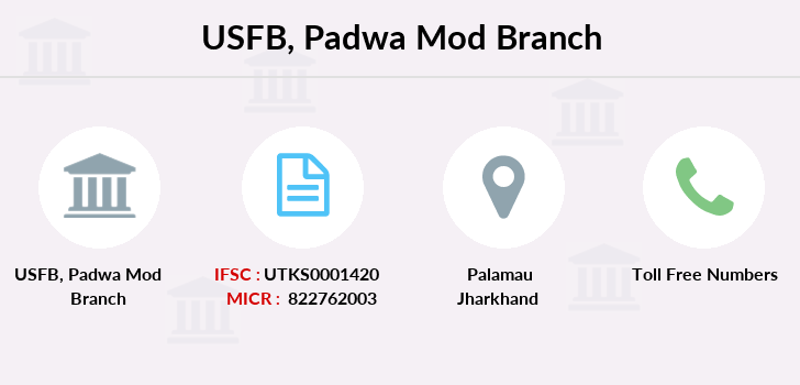 Utkarsh-small-finance-bank Padwa-mod branch