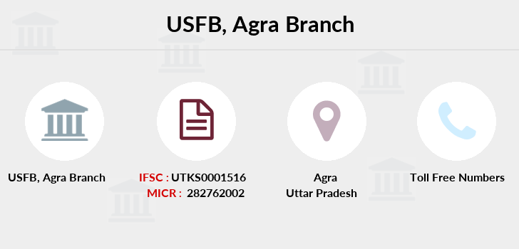 Utkarsh-small-finance-bank Agra branch