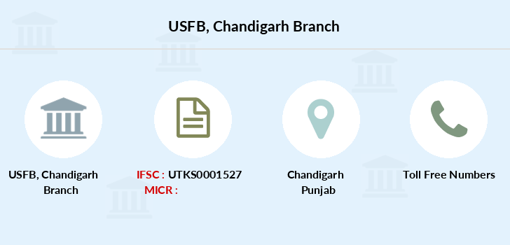 Utkarsh-small-finance-bank Chandigarh branch