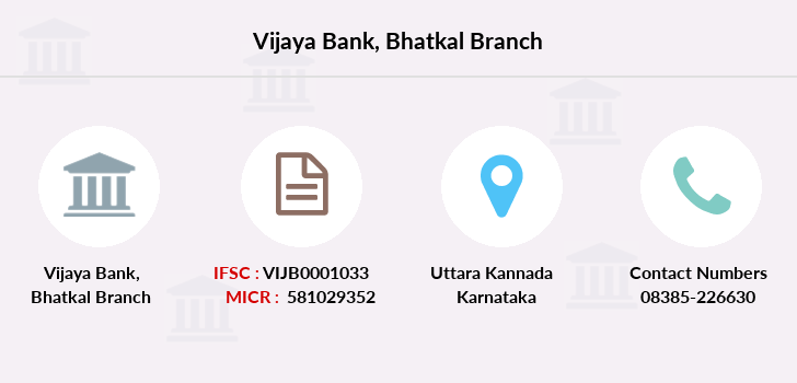 Vijaya-bank Bhatkal branch