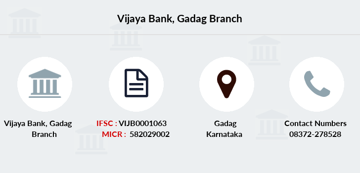 Vijaya-bank Gadag branch