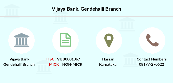 Vijaya-bank Gendehalli branch