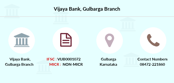 Vijaya-bank Gulbarga branch
