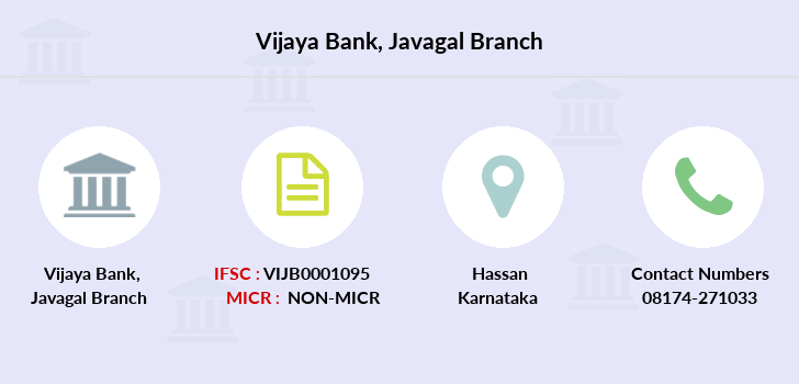 Vijaya-bank Javagal branch