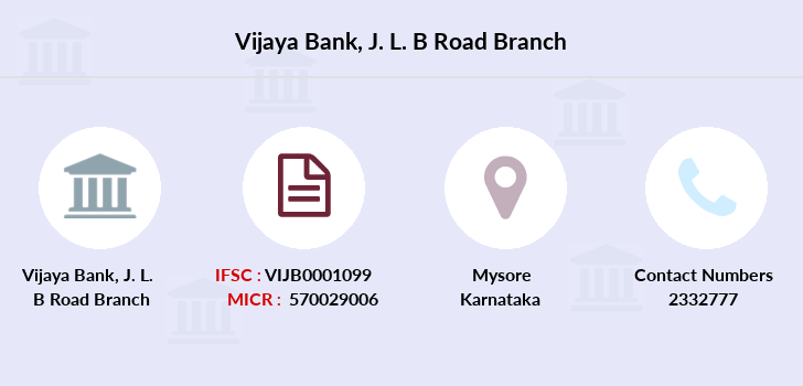 Vijaya-bank J-l-b-road branch