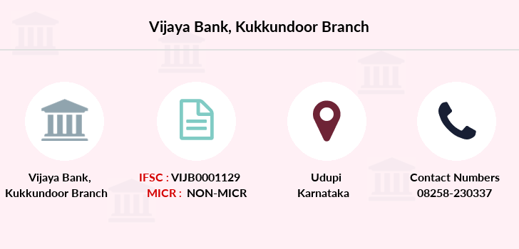 Vijaya-bank Kukkundoor branch