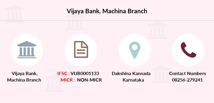 Vijaya-bank Machina branch