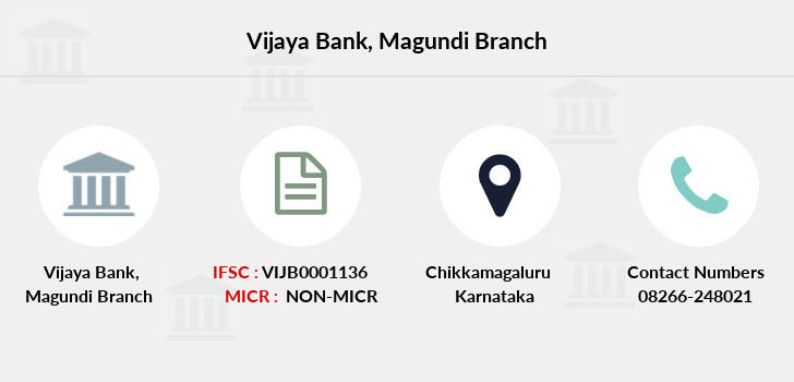 Vijaya-bank Magundi branch