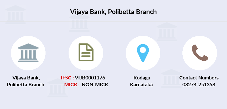 Vijaya-bank Polibetta branch
