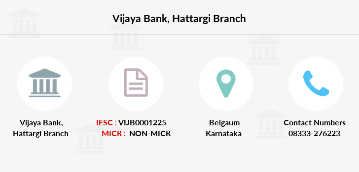 Vijaya-bank Hattargi branch